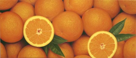 *Un pò di arance