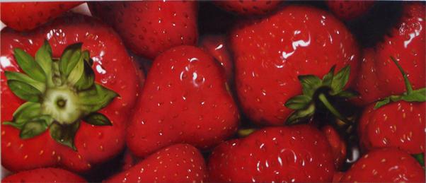 *Un pò di fragole