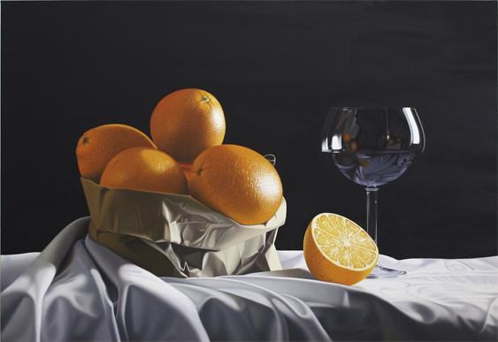*Un sacchetto di arance