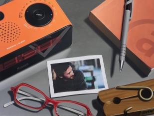 94 La scrivania della sceneggiatrice